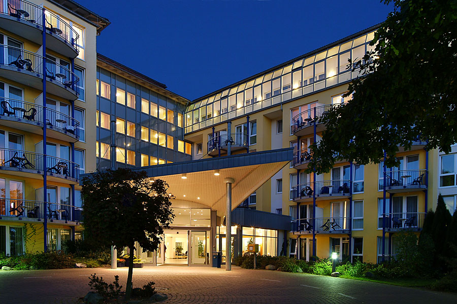 Hotel Am Meer Spa Rugen
