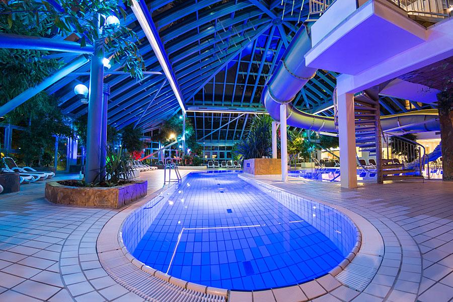 Erlebnisbad vom IFA Rügen Hotel & Ferienpark